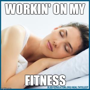healthy-sleep-fitness-meme