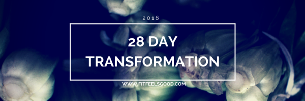 28 Day Transformation