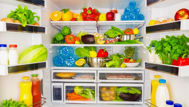 refrigerator-fruits-vegetables