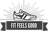 Fit Feels Good Logo